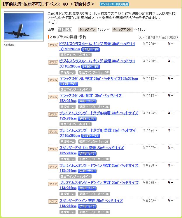 14日間無料プラン(ラディソン成田)